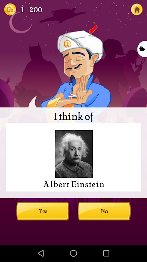 Akinator 8.2.4 screenshots 3