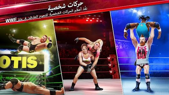 تحميل لعبة WWE Mayhem مهكرة للاندرويد [آخر اصدار] 2