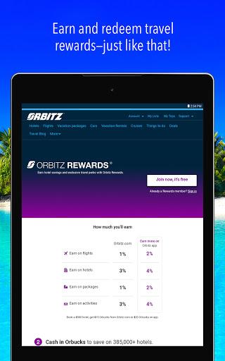 Orbitz Hotels & Flights apktram screenshots 11