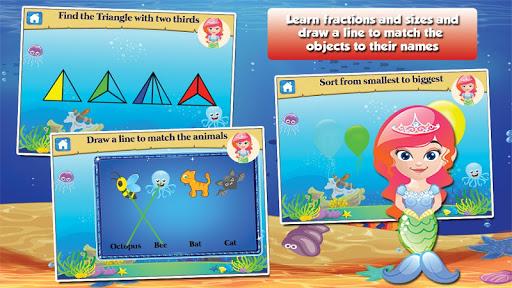 Mermaid Princess Grade 1 Games 3.15 screenshots 13