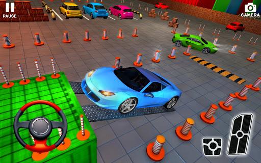 In Car Parking Games u2013 Prado New Driving Game  Screenshots 11