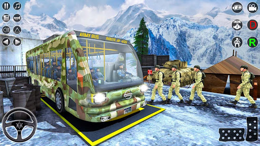 Army Bus Transporter Simulator 2020  screenshots 20