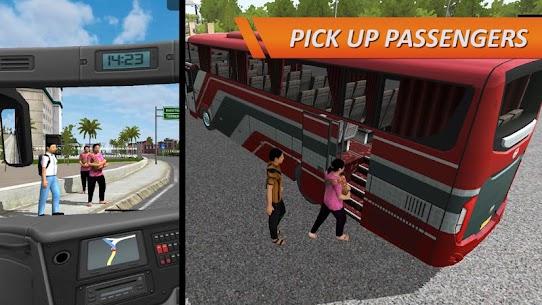 Bus Simulator Indonesia 3.4.3 MOD APK [UNLIMITED MONEY] 3