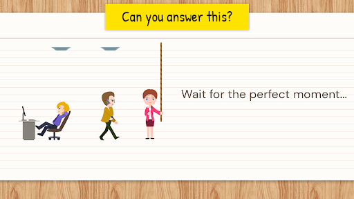 The Moron Test: Challenge Your IQ with Brain Games  screenshots 12