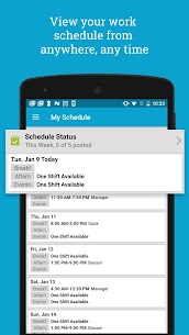 HotSchedules Apk Download 4