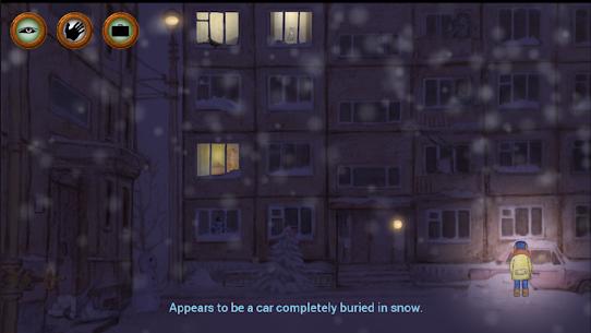 Alexey's Winter: Night Adventure, Episode 1 4