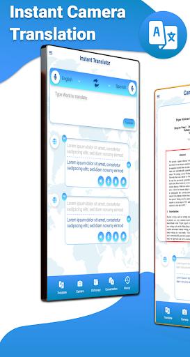 Instant All language translator &voice translation apktram screenshots 11