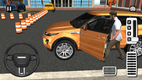 Master of Parking: SUV 1.25 Android Mod APK 1