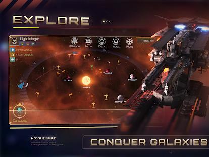 Nova Empire: Space Commander Battles in Galaxy War 2.2.5 Screenshots 4