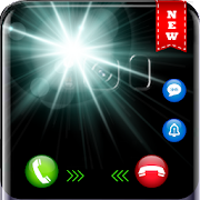 Flash Alerts On Call & SMS - Ringing Flashlight