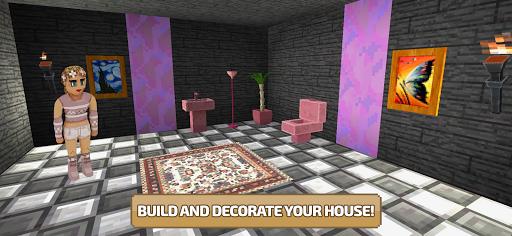 Craft World 3D: Free Block Craft Mini World games! 0.9.6 screenshots 3