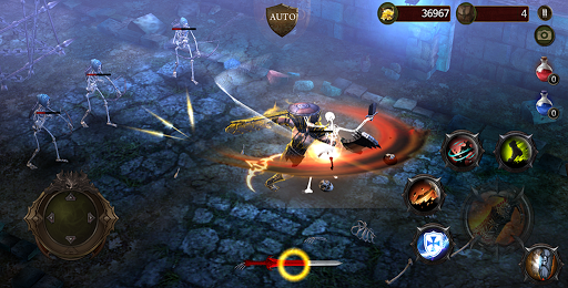 BloodWarrior:Offline  screenshots 19