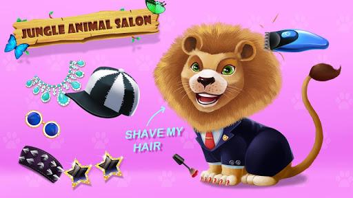 ud83eudd81ud83dudc3cJungle Animal Makeup apktram screenshots 18