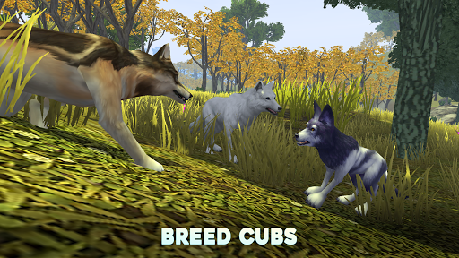 Wolf Tales - Online Animal Sim 200132 screenshots 8