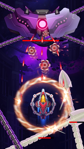 WindWings: Space Shooter - Galaxy Attack Apkfinish screenshots 16