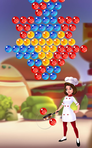 Bubble Chef Blast : Bubble Shooter Game 2020  screenshots 7