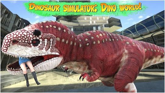 Dinosaur Simulator: Dino World 1