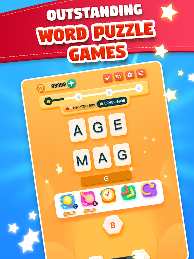 Wordly: Exciting & Educational Word Puzzle Games! 2.0 screenshots 8