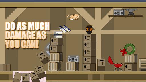 Clumsy Cat  screenshots 8
