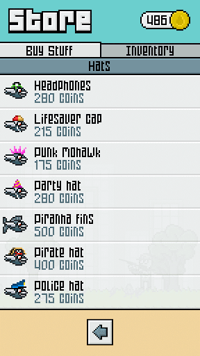 Ploppy Pigeon 2.0.0 screenshots 2
