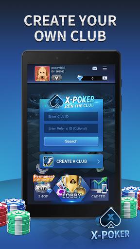X-Poker - Online Home Game 1.3.0 Screenshots 9