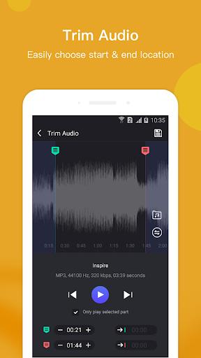 Music Editor android2mod screenshots 2