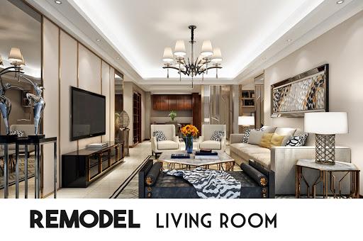 Interior Home Makeover - Design Your Dream House  screenshots 1