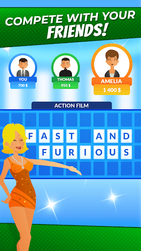Spin of Fortune - Quiz 2.0.44 Screenshots 2