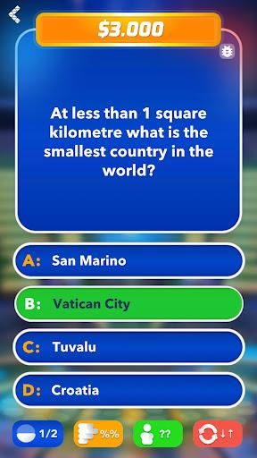 Millionaire 2021 - Trivia & Quiz 1.4.4 screenshots 23