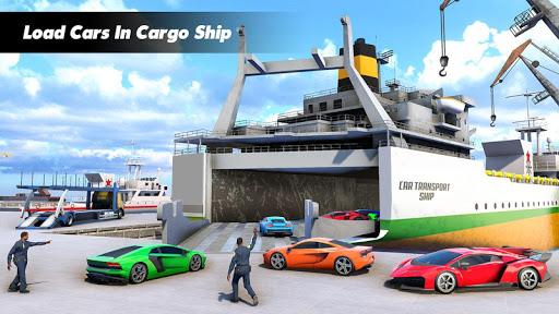 Car Transport Truck Games : Cruise Ship Simulator 1.0.9 Screenshots 2