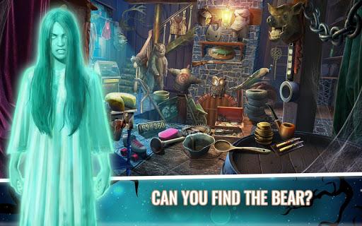 Haunted House Secrets Hidden Objects Mystery Game  Screenshots 6