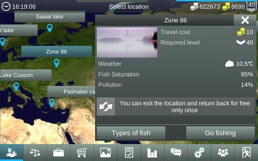 My Fishing World - Realistic fishing 1.14.95 screenshots 10