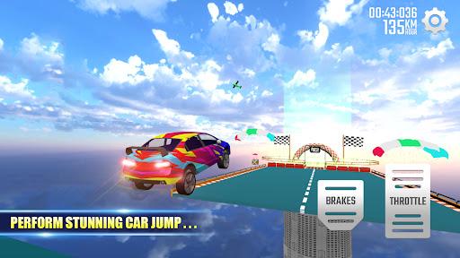 Mega Ramp Car - New Car Games 2021 1.1.2 screenshots 5
