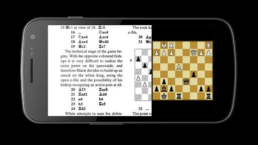 Chess Book Study Free 2.8.13 screenshots 1