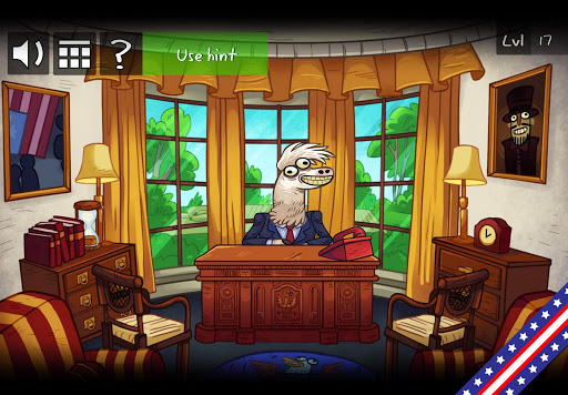 Troll Face Quest: USA Adventure Apkfinish screenshots 2