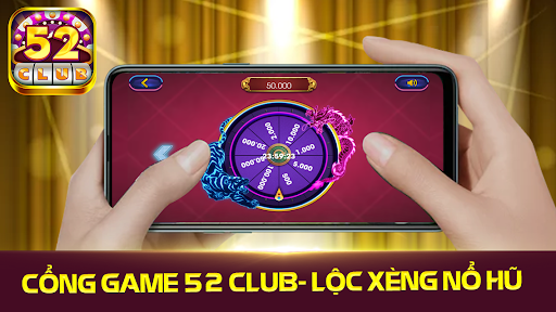 52 Club - Game No Hu Danh Bai Xeeng 3.0 screenshots 1