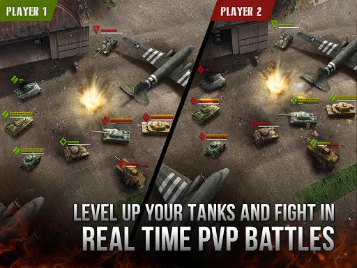 Armor Age: Tank Wars u2014 WW2 Platoon Battle Tactics 1.13.301 screenshots 10