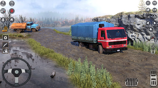 Offroad Truck Driving Simulator 2021 0.2 screenshots 1
