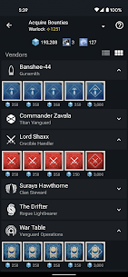 Destiny 2 Companion Mod 14.3.1 Apk [Unlimited Money] 2