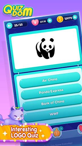 Quizdom - Trivia more than logo quiz!  Screenshots 5