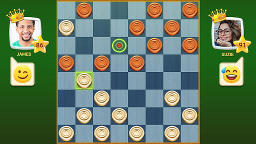 Checkers - Online & Offline  screenshots 8