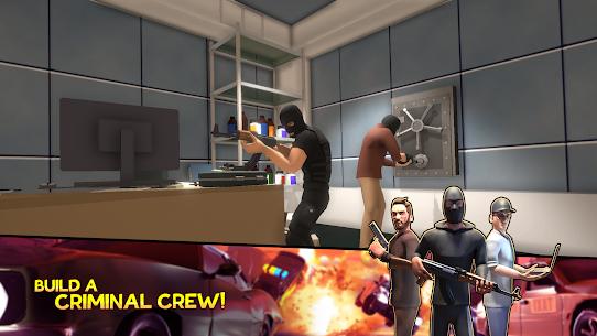 Crime Corp. Mod Apk 0.8.7 (Free Stuff) 7