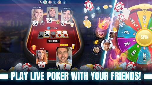 Poker Face - Texas Holdem Poker among Friends 1.1.50 screenshots 1