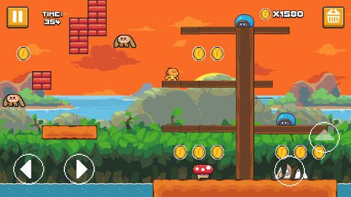 Super Pixel GO : Jungle Adventure 1.28 screenshots 2