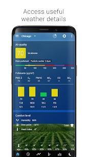 Digital Clock & World Weather Mod Apk (Premium Activated) 3
