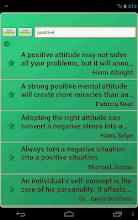 Positive Thinking screenshot thumbnail