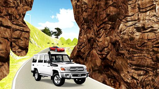 Mountain Prado Car Drive 2020 Offroad Driving Suv 1.0.3 screenshots 4