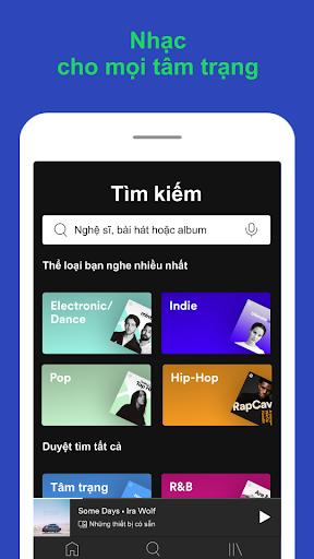 Spotify - Nghe nhạc hay, tìm podcast hữu ích