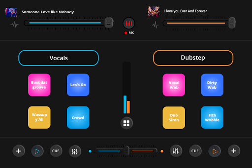 DJ Mix Studio - Free Music Player App  screenshots 1