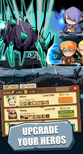 Tap Dungeon Hero:Idle Infinity RPG Game apktram screenshots 6
